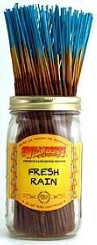 Fresh Rain - 100 Wildberry Incense Sticks