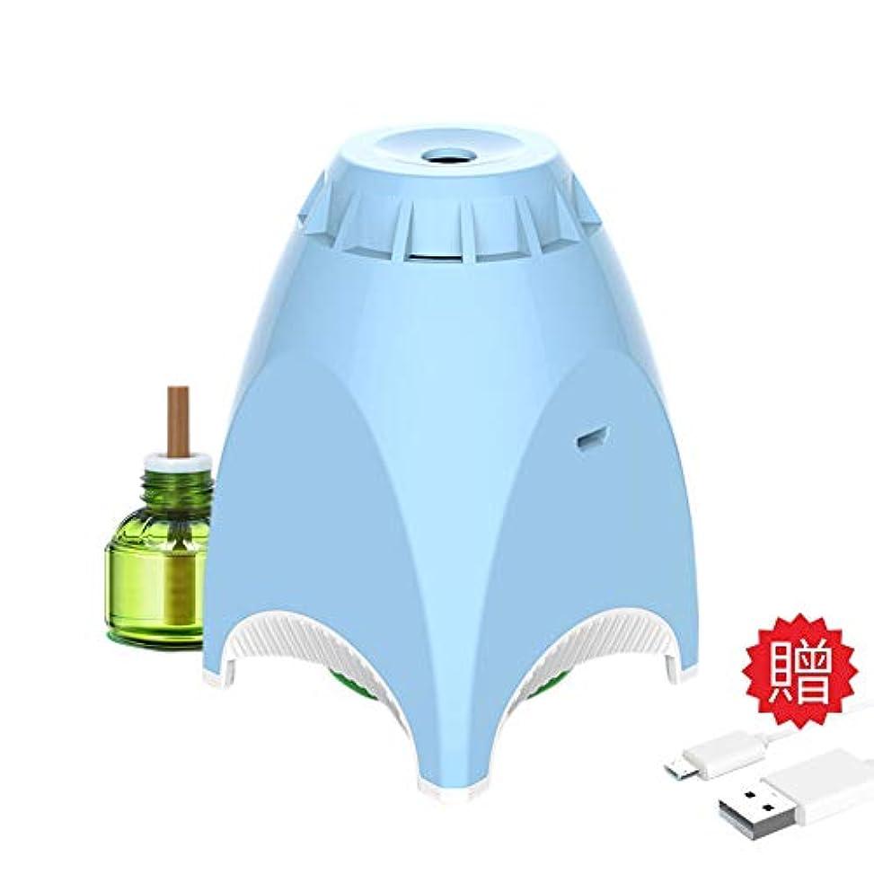 危険にさらされている属性疎外する水性 蚊取り器 モバイルバッテリー充電器 USB 給電 自動車/旅行/出張/アウトドア/屋内 など必携品 コンパクトで持ち運び便利