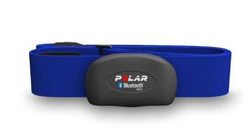 POLAR(ポラール)  Bluetooth smart H7 心拍センサー M-XXL ブルー 92052229