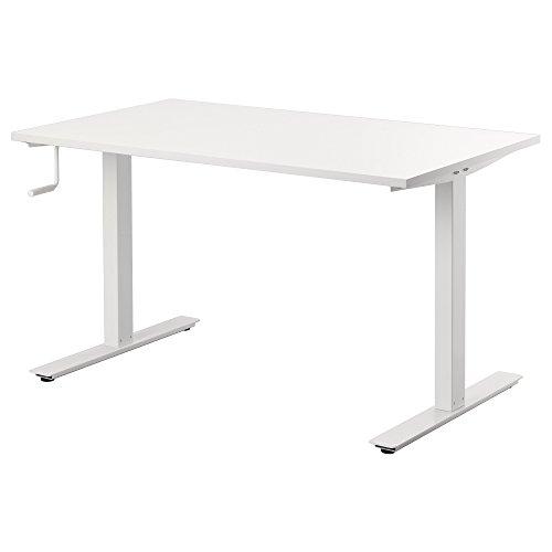 RoomClip商品情報 - IKEA(イケア) SKARSTA デスク 昇降式, ホワイト (79084964)