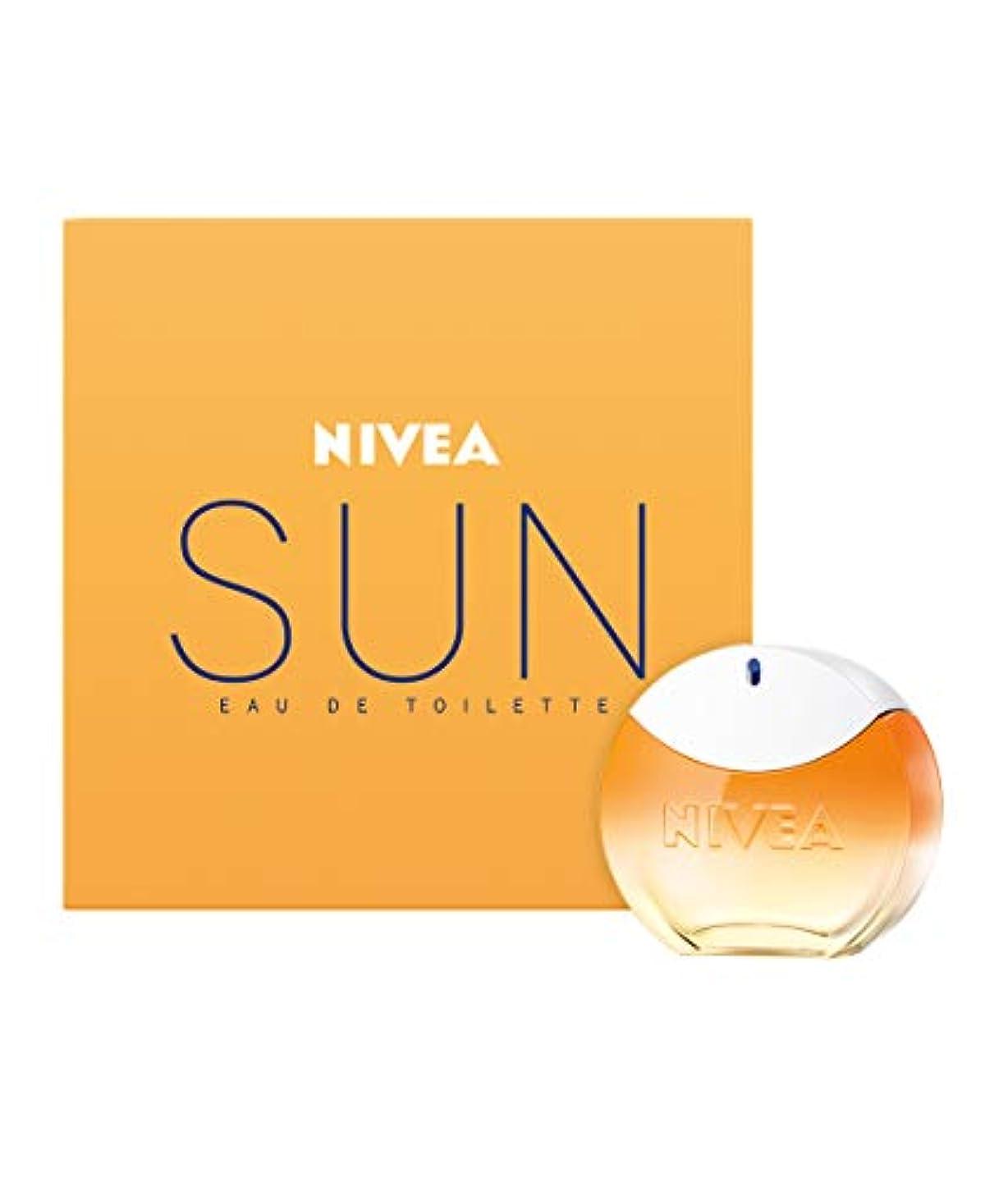 入力エネルギー無許可NIVEA ニベア オードトワレ 香水 NIVEA SUN EAU DE TOILETTE 30ml