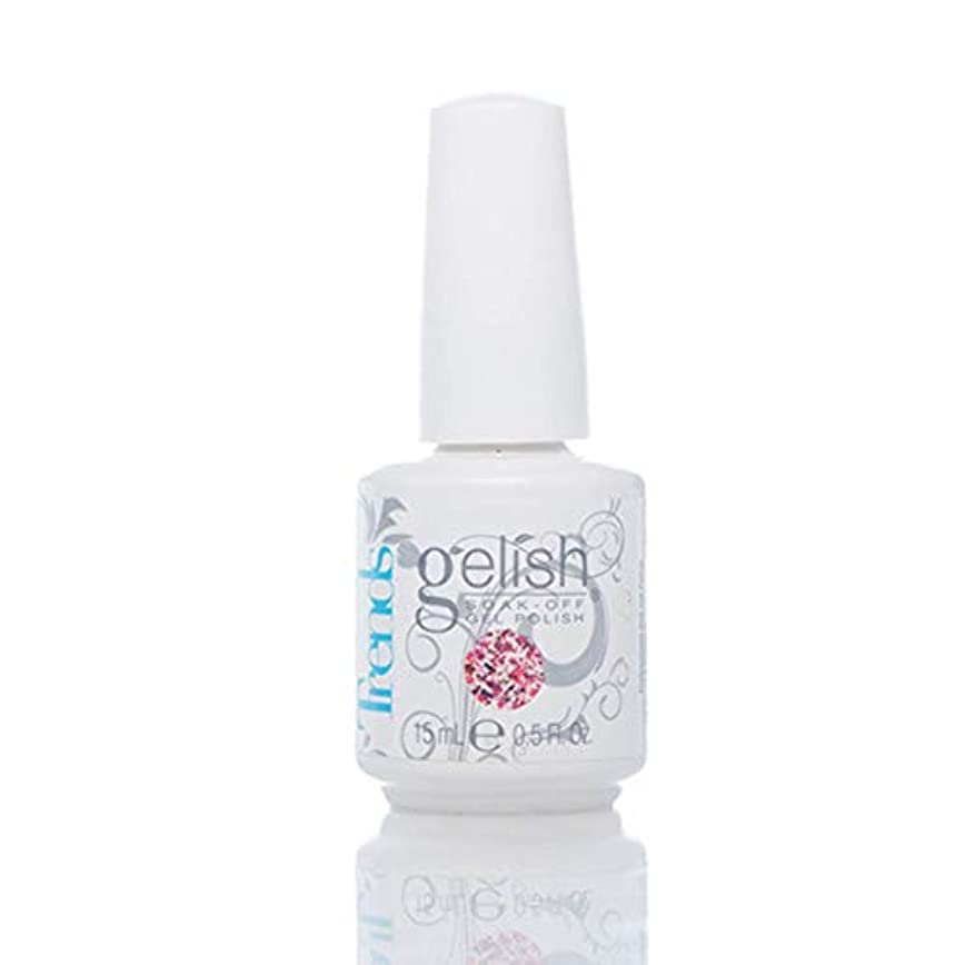 成功した後連合Harmony Gelish Gel Polish - Stepsisters Rule! - 0.5oz / 15ml