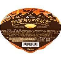 赤城 かぼちゃの秘宝 24入 ハロウィーンアイス