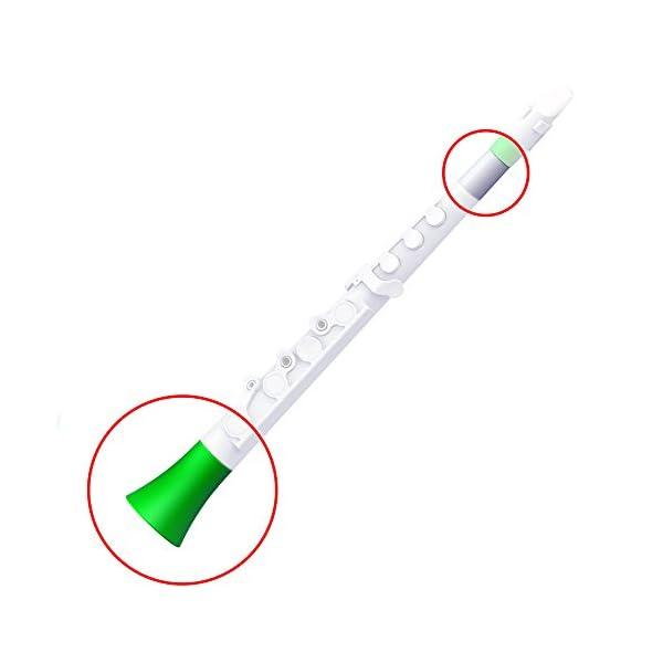 NUVO ヌーボ jSax用 ストレートベル/...の紹介画像2
