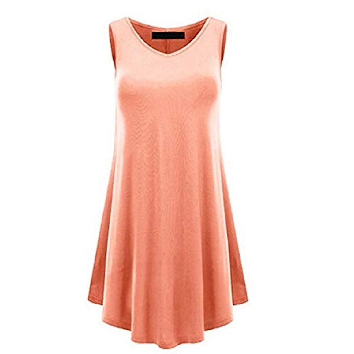 悲劇祈る発行するMIFAN の女性のドレスカジュアルな不規則なドレスルースサマービーチTシャツドレス