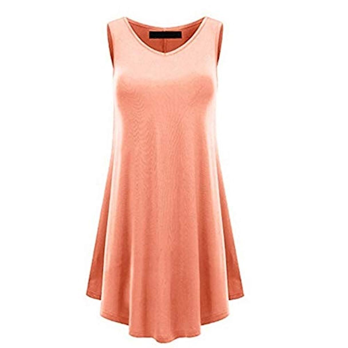 急降下闘争アラブMIFAN の女性のドレスカジュアルな不規則なドレスルースサマービーチTシャツドレス
