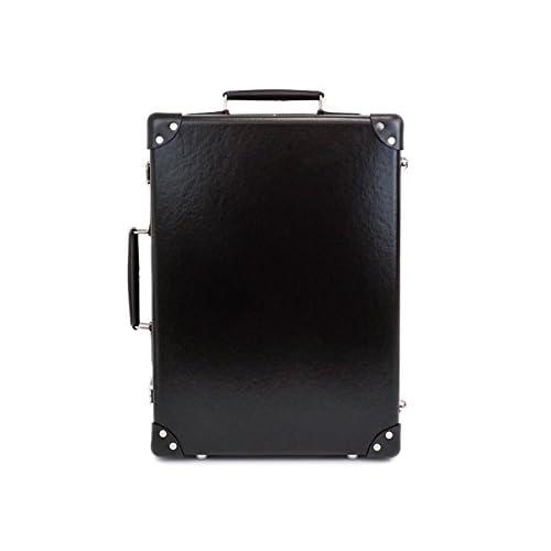 GLOBE TROTTER グローブトロッター Black/Black センテナリー 18インチ [並行輸入品]