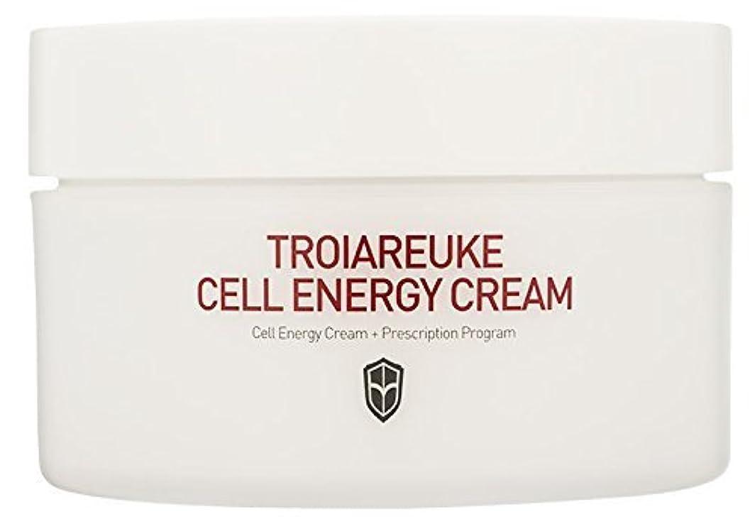 安価なスキム広くTROIAREUKE セル エネルギー クリーム / Cell Energy Cream (125ml) [並行輸入品]