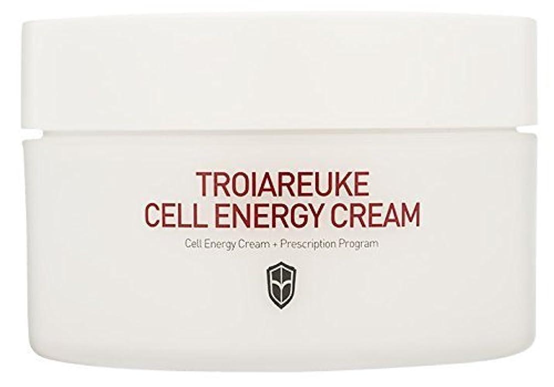 文房具セグメントクマノミTROIAREUKE セル エネルギー クリーム / Cell Energy Cream (125ml) [並行輸入品]
