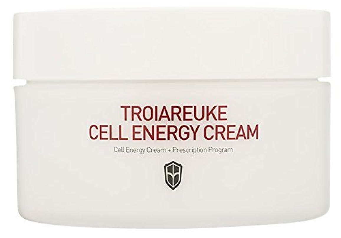 ダンプ王族先行するTROIAREUKE セル エネルギー クリーム / Cell Energy Cream (125ml) [並行輸入品]