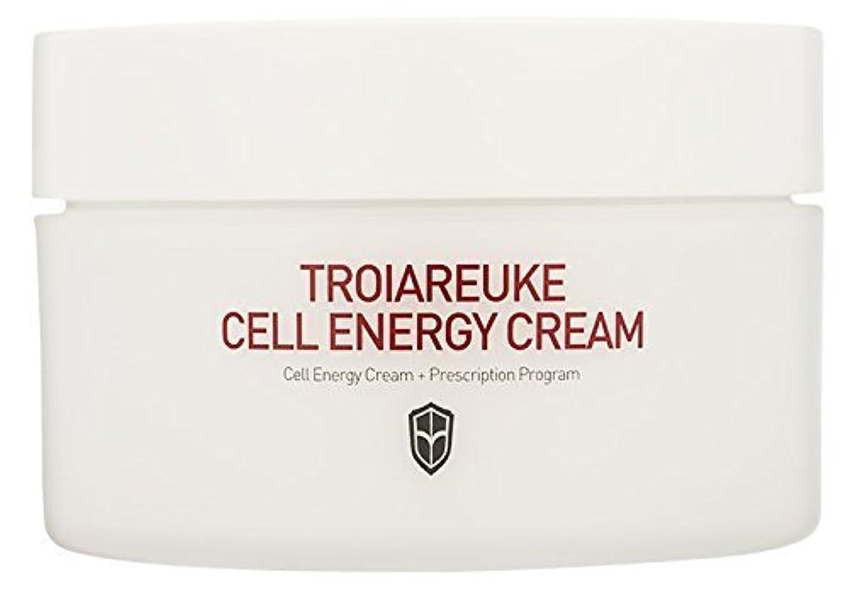 前者サーキットに行くいらいらするTROIAREUKE セル エネルギー クリーム / Cell Energy Cream (125ml) [並行輸入品]