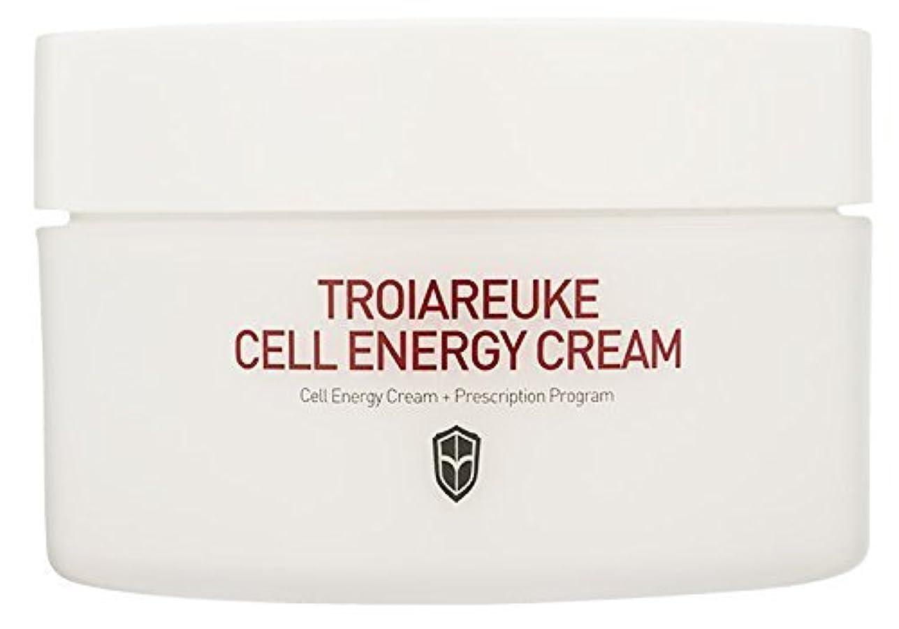 眠いです隣接するエキゾチックTROIAREUKE セル エネルギー クリーム / Cell Energy Cream (125ml) [並行輸入品]