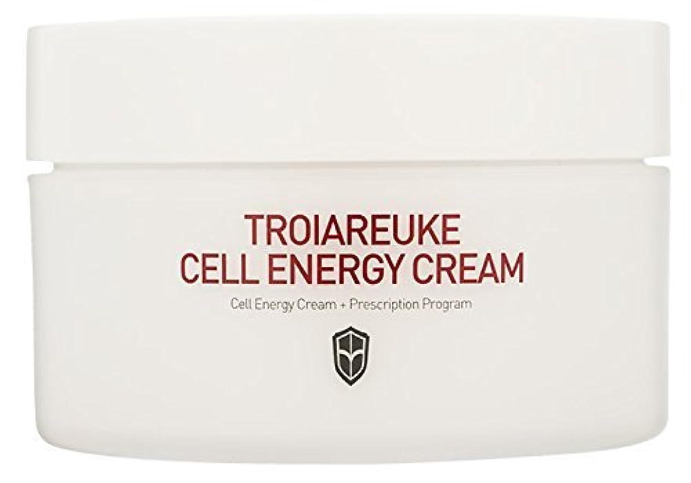うねるメロン完了TROIAREUKE セル エネルギー クリーム / Cell Energy Cream (125ml) [並行輸入品]