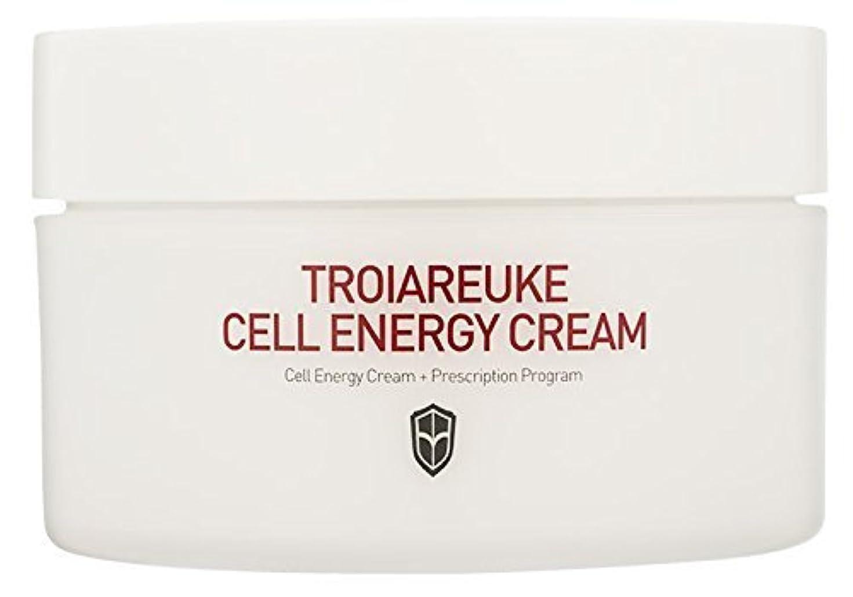 楽観的ハイブリッドぜいたくTROIAREUKE セル エネルギー クリーム / Cell Energy Cream (125ml) [並行輸入品]