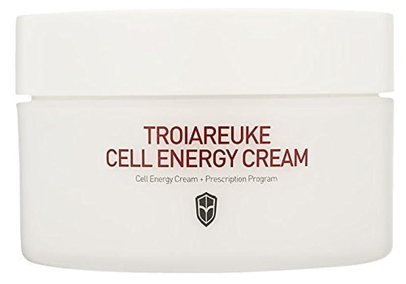 バタフライ尊敬する下着TROIAREUKE セル エネルギー クリーム / Cell Energy Cream (125ml) [並行輸入品]