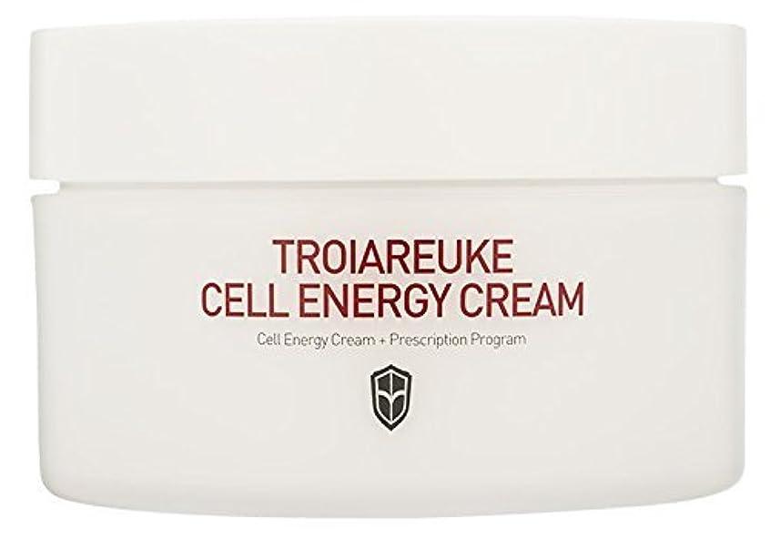 憎しみ締め切りオーナーTROIAREUKE セル エネルギー クリーム / Cell Energy Cream (125ml) [並行輸入品]