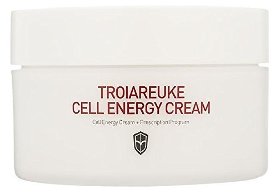 ピアノ評判潜むTROIAREUKE セル エネルギー クリーム / Cell Energy Cream (125ml) [並行輸入品]