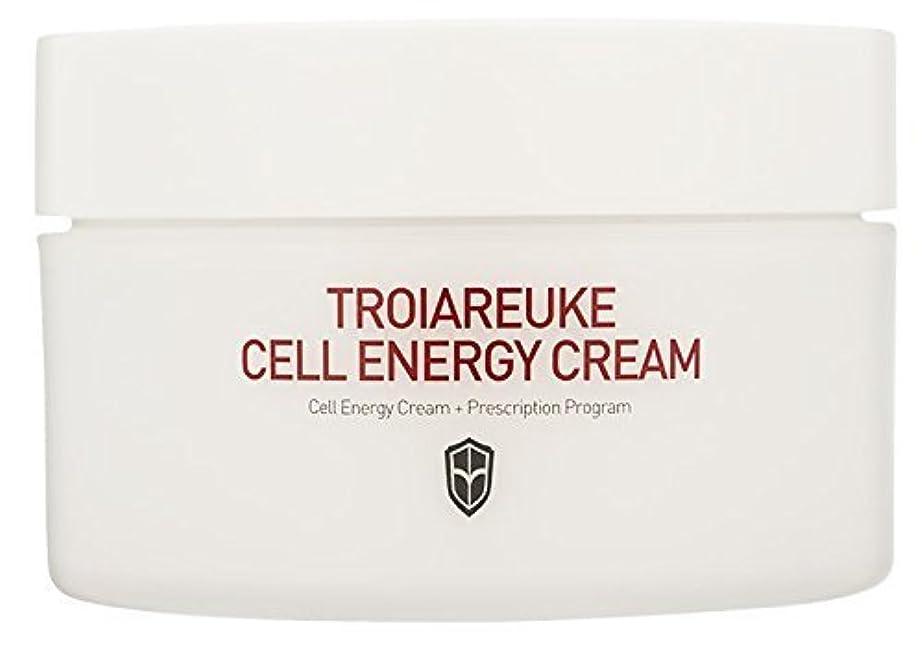 周辺合図パーチナシティTROIAREUKE セル エネルギー クリーム / Cell Energy Cream (125ml) [並行輸入品]