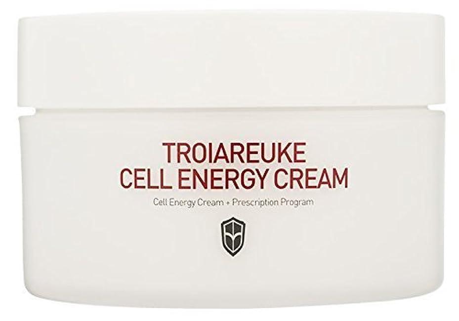 令状アンドリューハリディ音声学TROIAREUKE セル エネルギー クリーム / Cell Energy Cream (125ml) [並行輸入品]