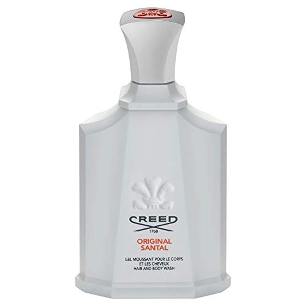 [Creed ] 信条元サンタルシャワージェル200Ml - CREED Original Santal Shower Gel 200ml [並行輸入品]