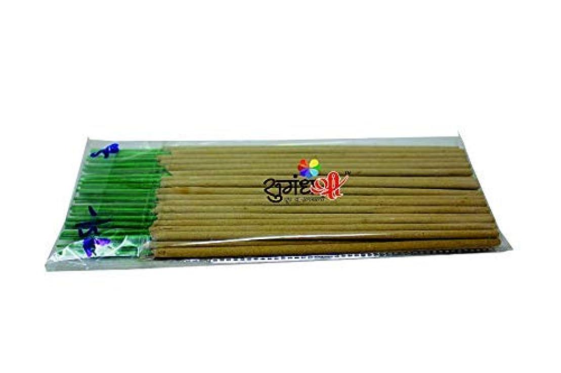 バナナ半導体牛Sugandh Shree Loban Natural Pure Incense Stick (100gm) (100 GMS x1 Approx 100 Pcs) Pure & Natural Lohban Agarbatti