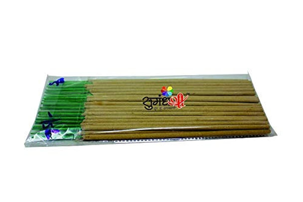聴く潜水艦スマートSugandh Shree Loban Natural Pure Incense Stick (100gm) (100 GMS x1 Approx 100 Pcs) Pure & Natural Lohban Agarbatti