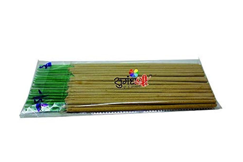 脅かすウッズ実験Sugandh Shree Loban Natural Pure Incense Stick (100gm) (100 GMS x1 Approx 100 Pcs) Pure & Natural Lohban Agarbatti