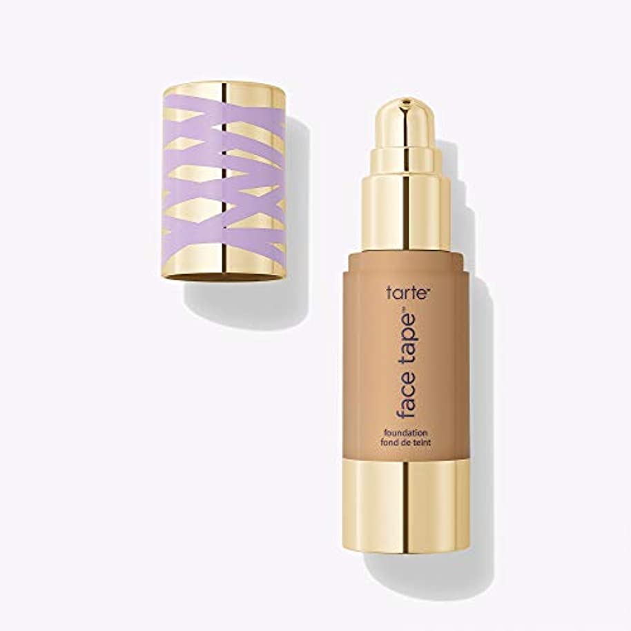 宿題をするブロックバルクTARTE face tape foundation (35G Medium Golden)