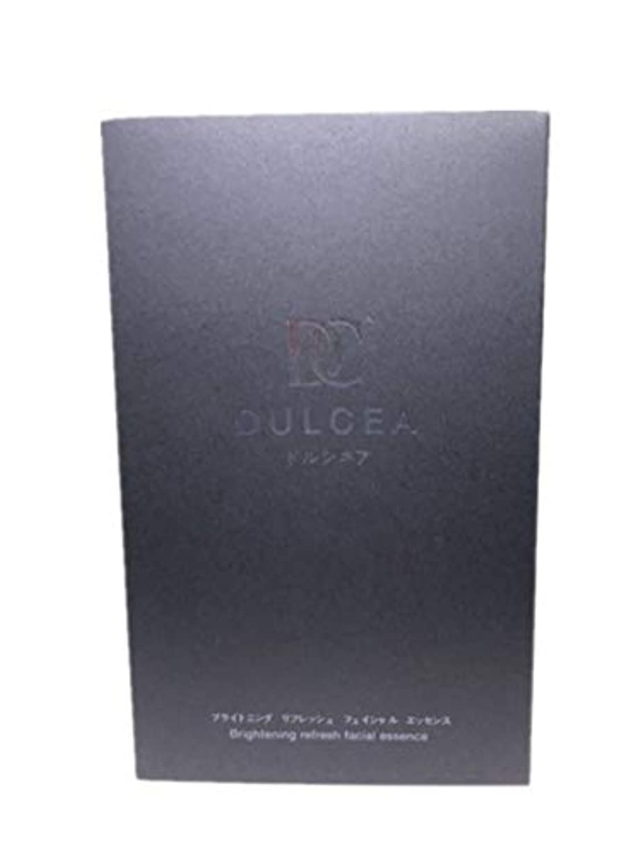 スクラッチケント逆にDULCEA ブライトニング リフレッシュ フェイシャル エッセンス