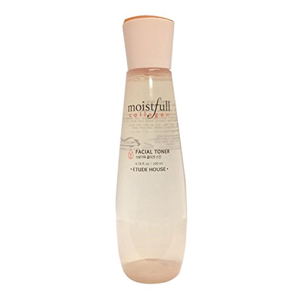 不調和無心柔和エチュードハウス (ETUDE HOUSE) モイストフル コラーゲン スキン (moistfull collagen FACIAL TONER) [化粧水 200ml] [並行輸入品]