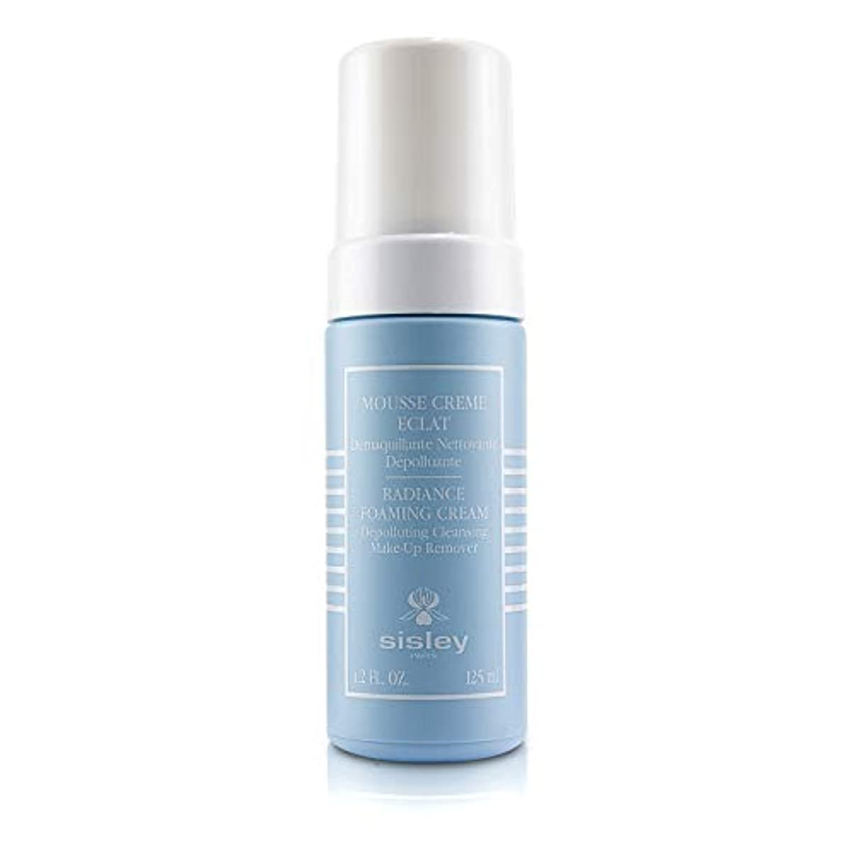 お父さん力学十分シスレー Radiance Foaming Cream Depolluting Cleansing Make-Up Remover 125ml/4.2oz並行輸入品