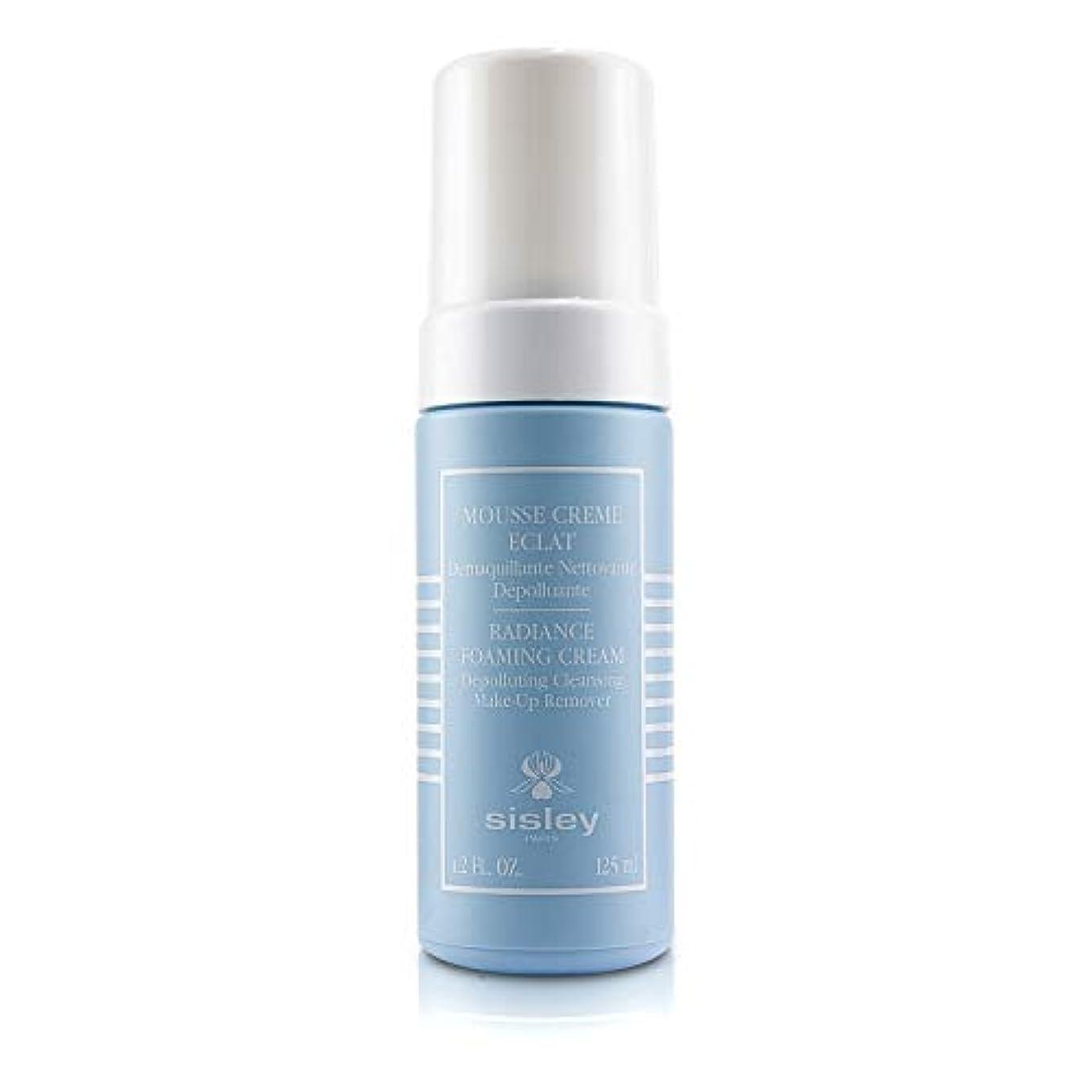 懇願する吸い込む集中的なシスレー Radiance Foaming Cream Depolluting Cleansing Make-Up Remover 125ml/4.2oz並行輸入品