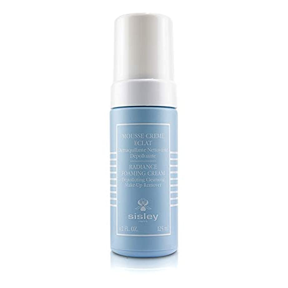 怖がらせるおしゃれじゃない数シスレー Radiance Foaming Cream Depolluting Cleansing Make-Up Remover 125ml/4.2oz並行輸入品