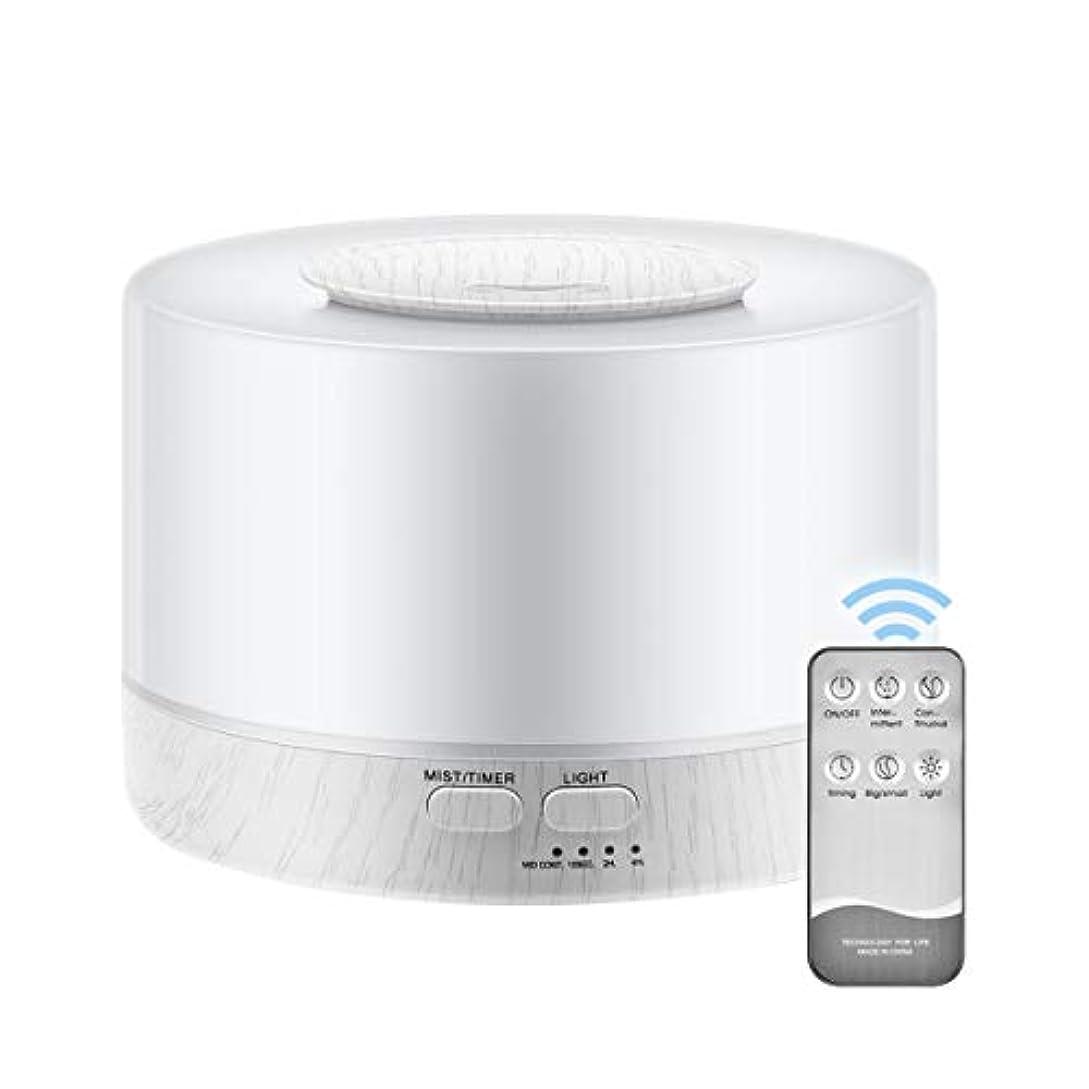 色合い半径戦艦Healifty Essential Oil Diffuser Cool Mist Air Humidifier Aroma Atomizer Aromatherapy for Bedroom Office 700ml...