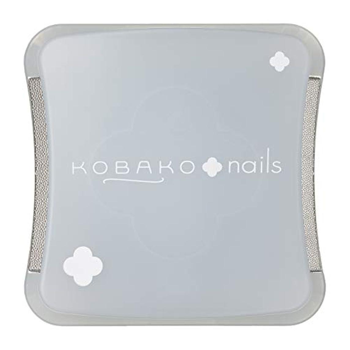 絶望的なラテン縮約KOBAKO(コバコ) コンパクトネイルファイル