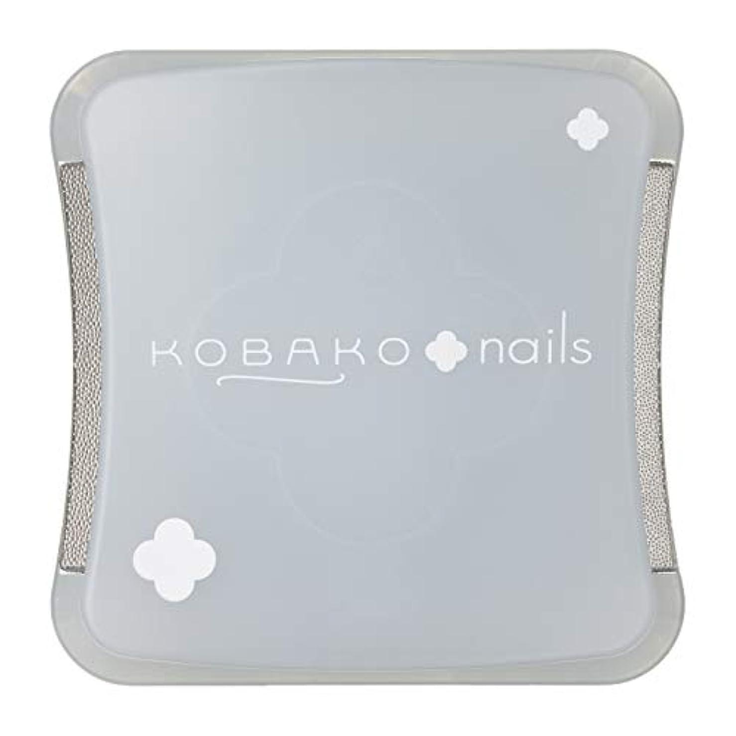 ケージ避難する馬力KOBAKO(コバコ) コンパクトネイルファイル
