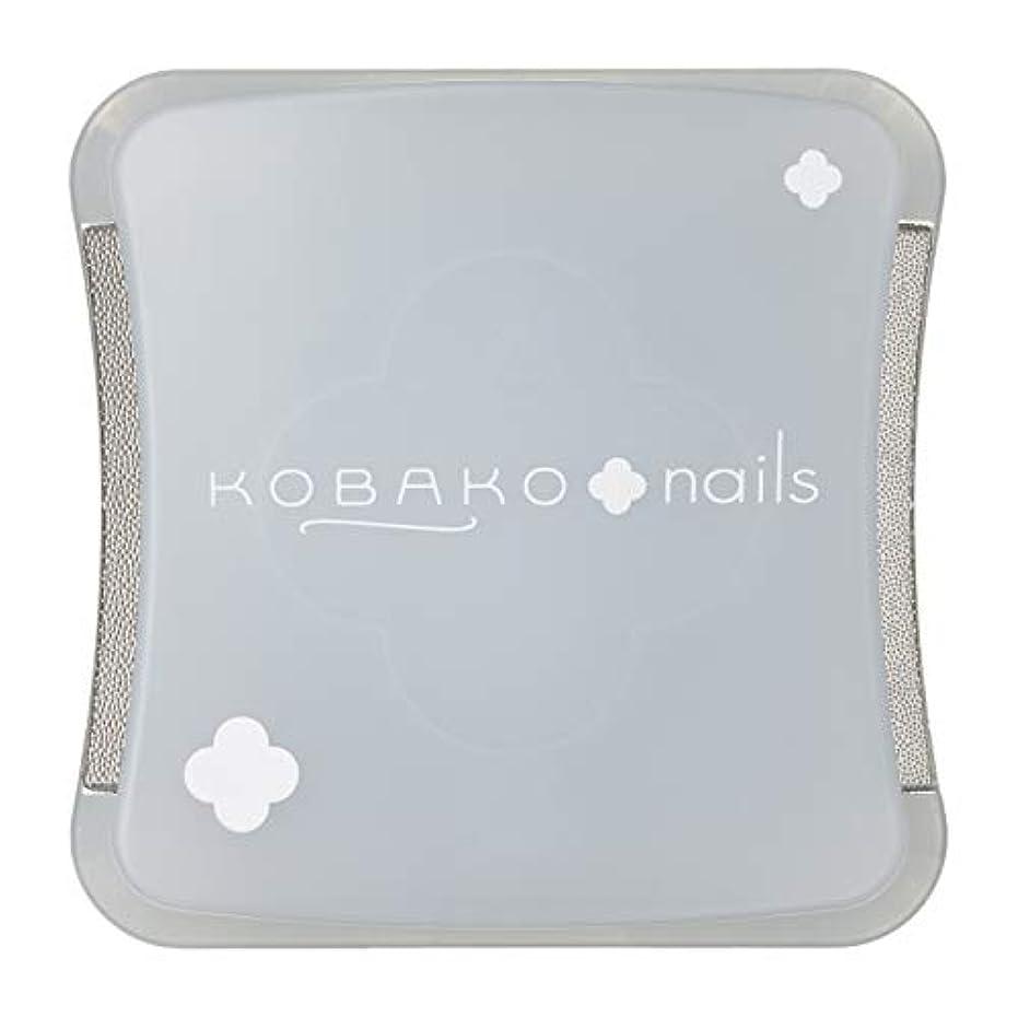 ダブルテレビを見る寝室KOBAKO(コバコ) コンパクトネイルファイル 爪やすり