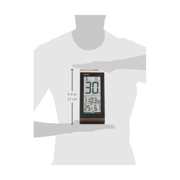 セイコー クロック 掛け時計 置き時計 兼用 ...の紹介画像6
