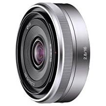 Sony APS-C E-Mount SEL16F28 Lens