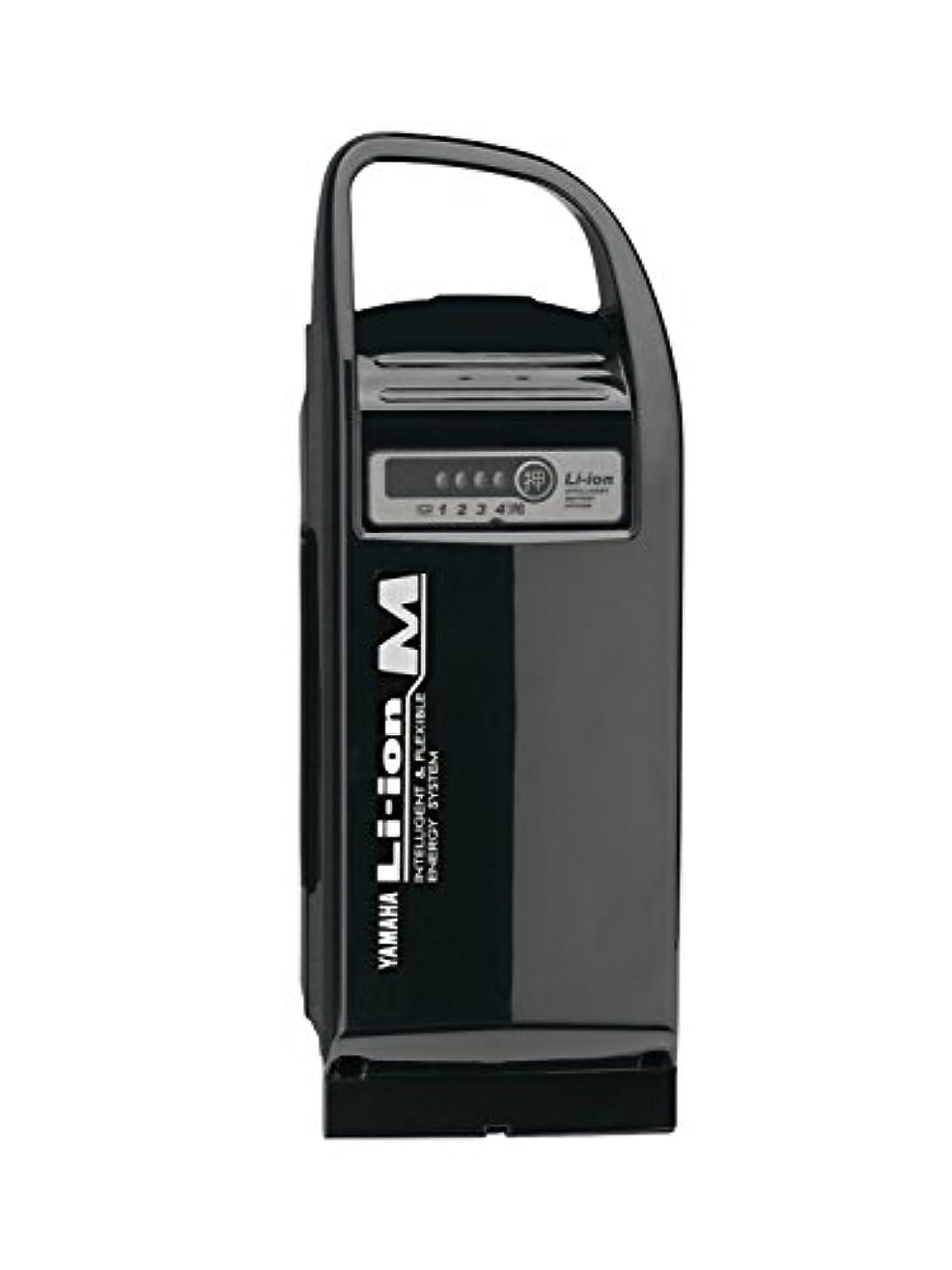 実質的に喜劇エクスタシーヤマハ純正品 04~10年モデル対応 リチウムMバッテリー 6.0Ah X56-22 ブラック ヤマハPAS専用【90793-25114】