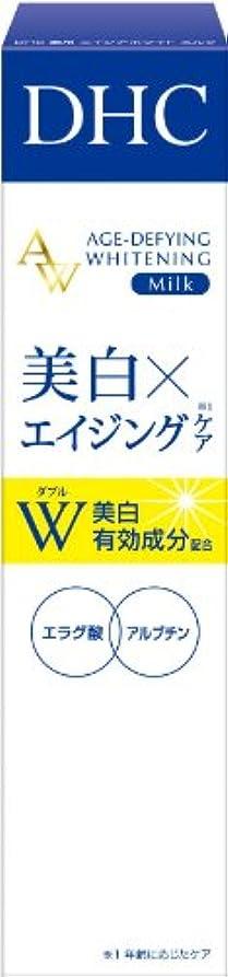 テレビ屋内コテージDHC 薬用エイジアホワイト ミルク (SS) 40ml