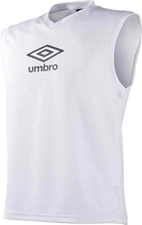 umbro (アンブロ) プラクティスノースリーブシャツ UBS7634 1604 メンズ 紳士