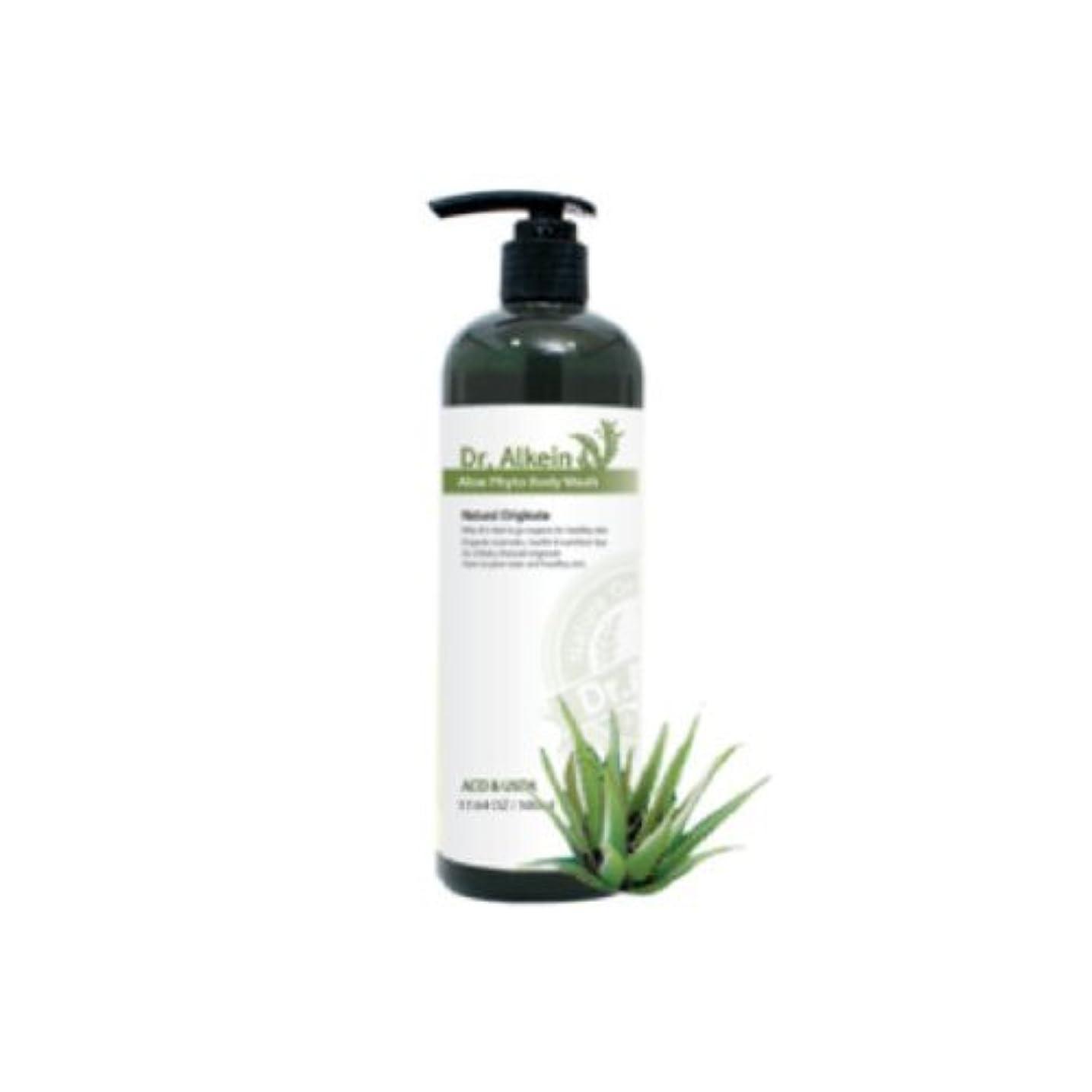 無条件デッドロック飾り羽Aloe Phyto Body Wash 500ml [Korean import]