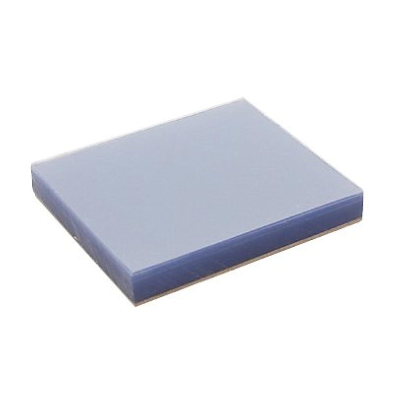 近似もつれ大胆不敵(ロータス)LOTUS 練板紙 PVC 100枚×3冊入 (ネイルパレット ミキシングペーパー 透明プラスチック素材 底面滑り止め付)