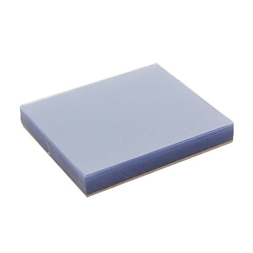 反対にバナナワット(ロータス)LOTUS 練板紙 PVC 100枚×3冊入 (ネイルパレット ミキシングペーパー 透明プラスチック素材 底面滑り止め付)