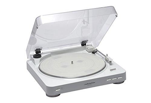 audio-technica ステレオターンテーブルシステム ホワイト AT-PL300 WH