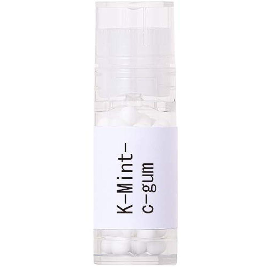 聞きますくすぐったい病気ホメオパシージャパンレメディ Kシリーズ K-Mint-c-gum(大ビン) 2.6g(約100粒)