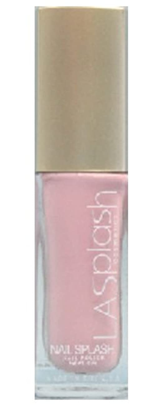 ピア接続詞傀儡LASplash ネイルカラー019 Pink