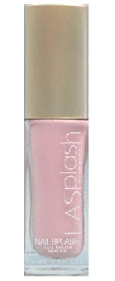 運営ワイプ疲れたLASplash ネイルカラー019 Pink