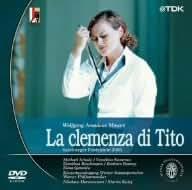 モーツァルト 歌劇《皇帝ティートの慈悲》ザルツブルク音楽祭2003年 [DVD]